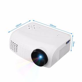 Proyector Video Beam Hd Alta Definición Hdmi Vga Usb 1500 Lm