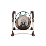 Graco Swing By Me Hamaca P/bebes Plegable Vel. Variable