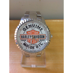 Relógio Bulova Harley Davidson Wh30199
