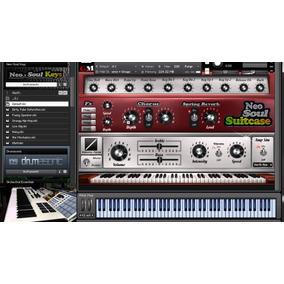 Gospel Musicians Neo Soul Keys 3x Fender Rhodes (win & Mac)