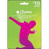 Itunes 10 Usd Dolares Para Iphone Ipad Appstore Cuenta Usa