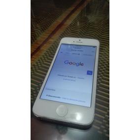 Iphone 5 Blanco Para Repuestos Leer Descripcion