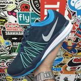 Tenis Zapatillas Nike Dual Fusion Verde Hombre Envio Gratis