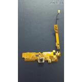 Lg L70 S323 Puerto Micrófono Y Antena Original Para Repuesto