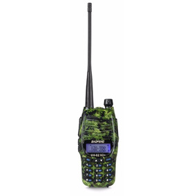 Radio Baofeng Uv-82 V2+ Tri-power Verde