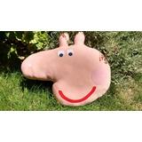 Almohadón Peppa Pig Y Sapo Pepe