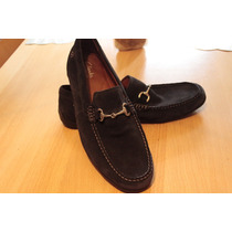 Zapatos Mocasin Marca Clarks Talla 43 Importados