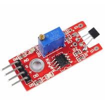 Módulo Sensor Interruptor Magnético De Efecto Hall Ky-024