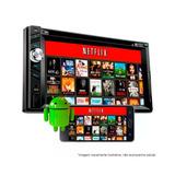 Central Multimidia Universal Tv Gps Espelhamento Android Net
