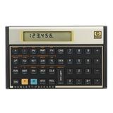 Calculadora Financiera Hewlett-packard 12c 12c Lcd De 10 Dí