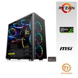 Pc Gamer Ryzen 5 1400 Ram 8gb - Gtx 1050ti - Ssd 240gb Mybox