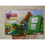 Nintendo 2ds Edición Especial De Zelda