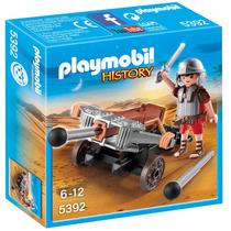 Soldado Romano C Besta Império Romano History Playmobil 5392