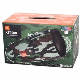 Caixa De Som Bluetooth Jbl Xtreme - Original - Camuflada