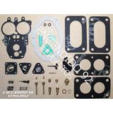 Kit Reparación Carburador - Solex Teie - Peugeot 504 Gr2