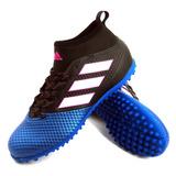 Zapatilla Botín adidas Ace 17.3 Primemesh Tf Azul Empo2000