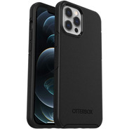 Otterbox Carcasa Symmetry iPhone 12 Pro Max Negro
