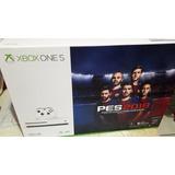 Xbox One S Nuevo!! 500gb Pes 2018
