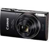Camara Canon Powershot Elph 360 Hs Negra 12x Wi Fi Nf Cd-700