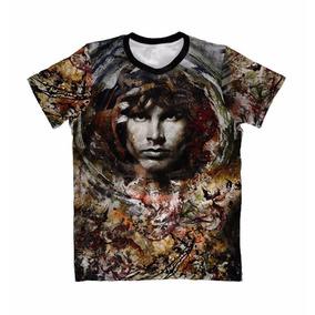 Camisa, Camiseta Rock - Jim Morrison - The Doors