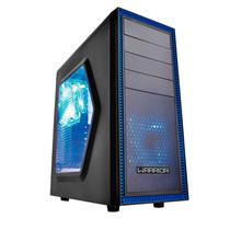 Gabinete Gamer Subzero Multilaser C/ 3 Coolers E Led Ga134