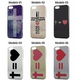 Capinha Personalizada 3d Gospel Iphone 4/4s/5/5s/5c/6/6 Plus