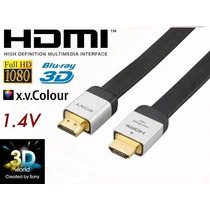 Cabo Hdmi Sony 1.4 Tv 2k E Tv 4k E Ps4 Pró, Xbox 360 E One