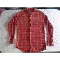 Camisa Chevignon Concept Talle M Mangas Largas