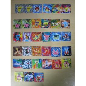 Pokémon Tazos Cards Jokenpo
