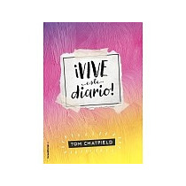 Libro Vive Este Diario Tom Chatfield + Regalo