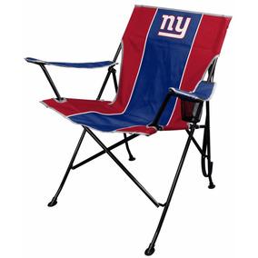 Silla Plegable Nfl New York Giants Envio Gratis