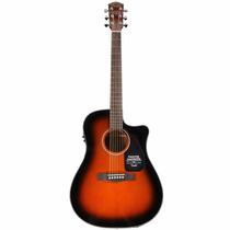 Fender Cd60 Ce 3t Electroacustica Corte Eq Fishman Y Estuche