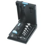Jogo De Escariadores Hss 6,3 - 20,5mm