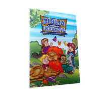 Bíblia Ilustrada Infantil - Histórias De Deus Para Crianças