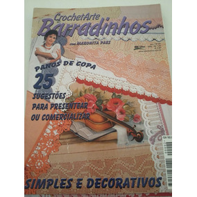 Kit Revistas Crochetarte Bia Moreira
