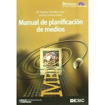 Manual De Planificación De Medios Mª Ángeles Go Envío Gratis