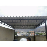 Telhado Cobertura Metálica Pronto Na Sua Casa 25m² Só Rj