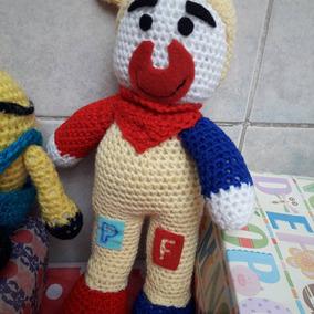 Piñon Fijo Y Miñion Amigurumi
