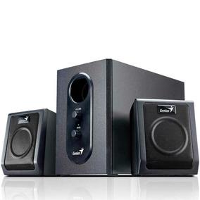 Speaker System 2.1 Genius Modelo 355