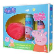 Jabon Pinta Azulejos Peppa Pig