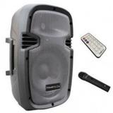 Bocina Power Co Xp-8000gy - 4200 W, Gris