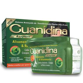Creme Alisamento & Relaxamento Guanidida Vita A 200g