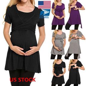 8b5ec99ee Blusas Maternas Juveniles Vestidos - Ropa y Accesorios en Mercado ...