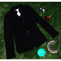 Terno / Blazer H&m Importado De Usa Original Y Nuevo