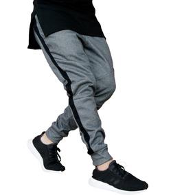 Pantalón De Sudadera - Jogger Linea Lateral
