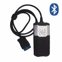 Delphi Scanner Rasther, Autocom 18 Cabos, Bluetooth 2015.3