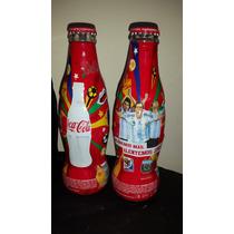 Botellitas Coca Cola De Colección Mundiales