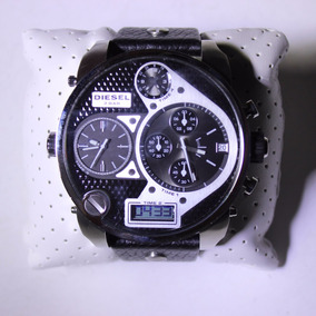 Reloj Diesel Dz7125 Mr Daddy 100% Original Fotos Reales