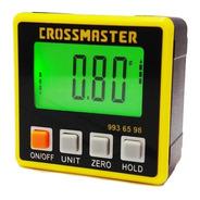 Goniómetro Inclinómetro Digital Crossmaster 9936598