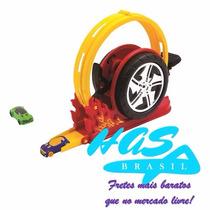 Pista De Corrida Mega Speed Bs Toys + 2 Carros Pronta Entreg